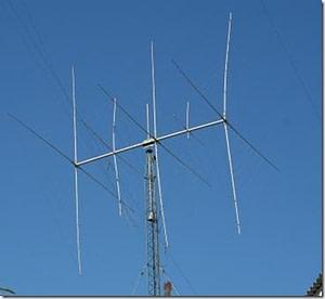 Quad Antenna, TI5N