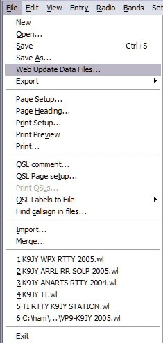 Web Update File