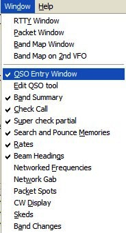 Windows Selections