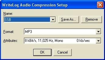 Compression SSB
